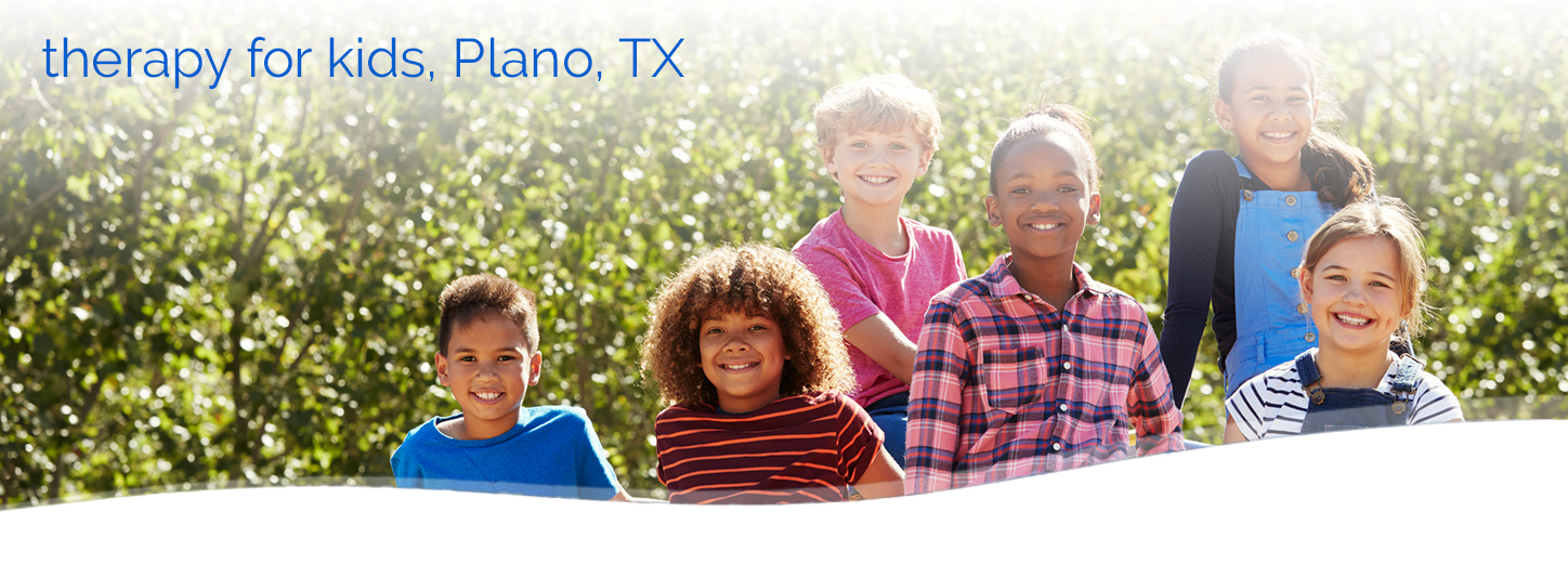 therapy for kids plano tx