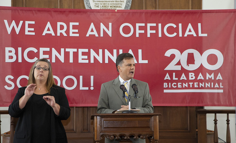080318  Alabama Bicentennial Schools Announcement