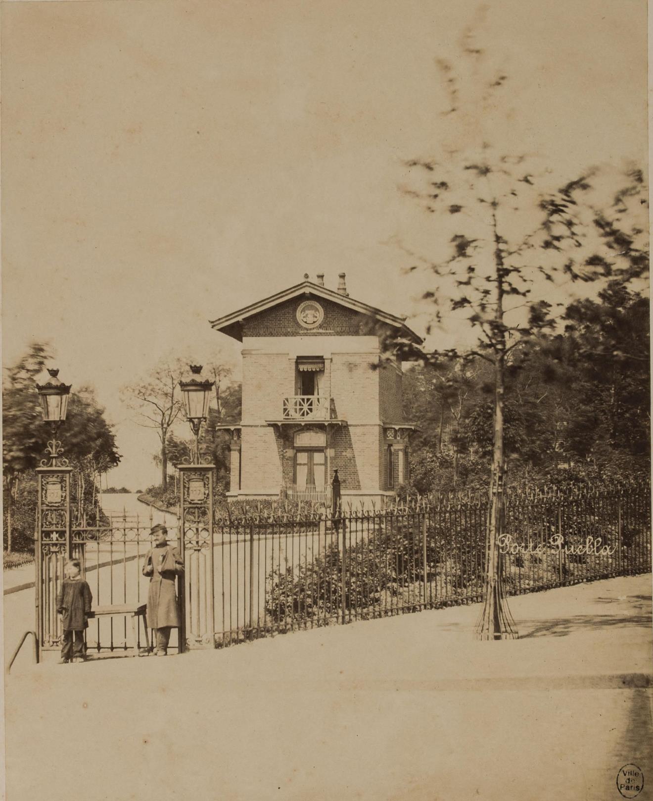 02. Ворота Пуэбло