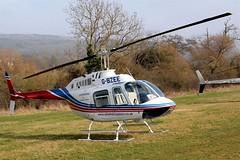 G-BZEE Agusta-Bell AB.206B Jet Ranger II [8554] (Elite Helicopters) Ch