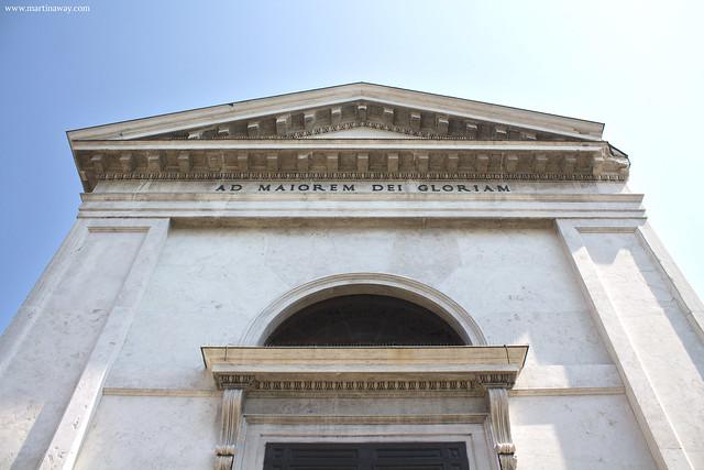 Chiesa del Nome di Gesù, Santa Croce Venezia