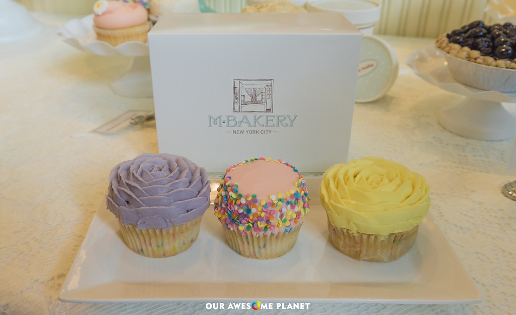 M Bakery Manila Iconic Sex And The City Cupcake Shop Magnolia