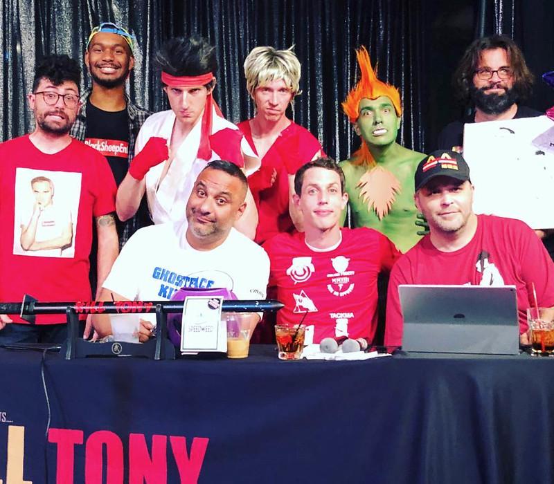 KILL TONY #285