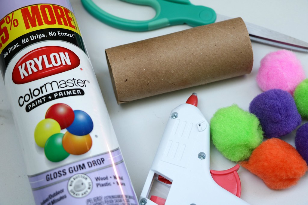 DIY: Budget Friedly Cat Toys Using Toilet Paper Rolls #CelebratingMorris