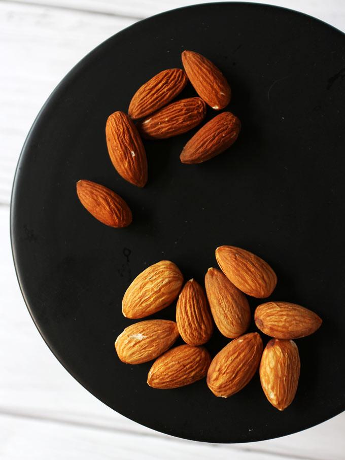 【COSTCO 好市多】科克蘭精選杏仁 Kirkland Signature Almonds (網購杏仁對比)|玩烘焙好物