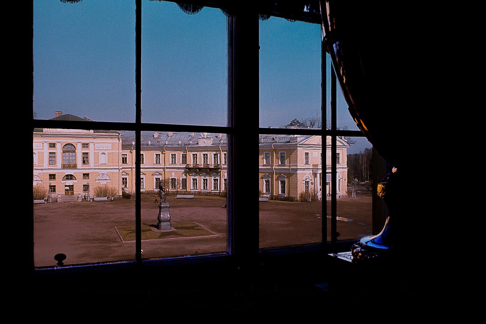 Павловск. Павловский дворец.