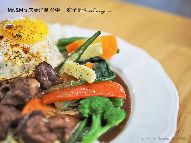 Mr.&Mrs.夫妻洋食 台中 18