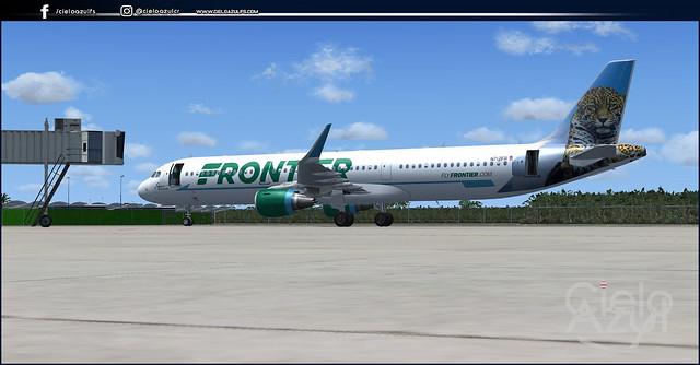 Frontier Airlines (N712FR) v1.8