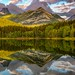 Wedge Pond Reflections by Cole Chase Photography