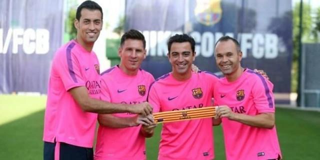 Lionel Messi: Naik Jabatan Kini Kapten Bagi Barcelona
