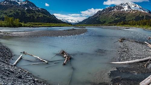 Resurrection River, Seward Alaska