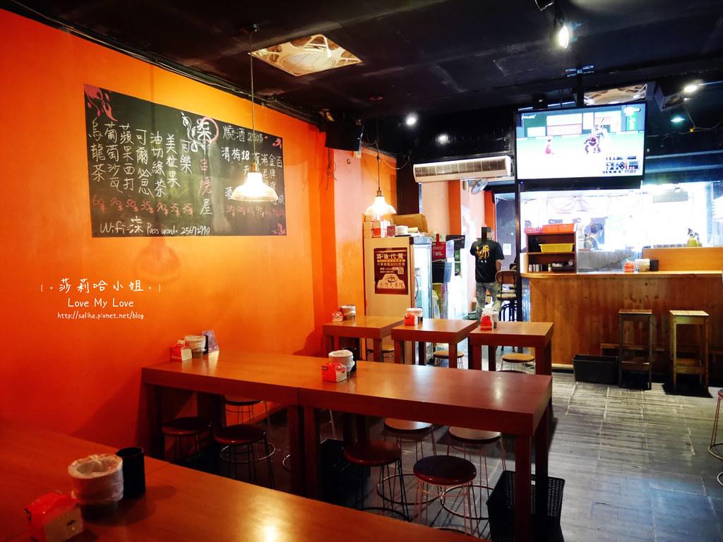 台北中山區平價餐廳居酒屋推薦柒串燒屋 (2)