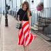 pink stripe midi skirt-15