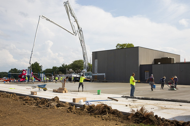 2018 DMPS Construction Projects