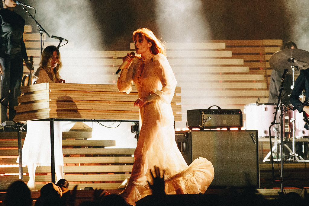 Florence + the Machine OSL Day 2