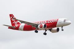 THAI AirAsia A320neo HS-CBH 001