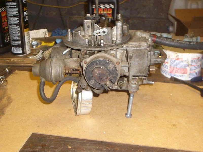 Carb and Vacuum Woes - International Full Size Jeep Association