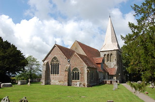 Herstmonceux, All Saints' church