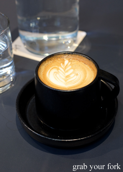 Coffee at A1 Canteen by Clayton Wells in Chippendale Sydney