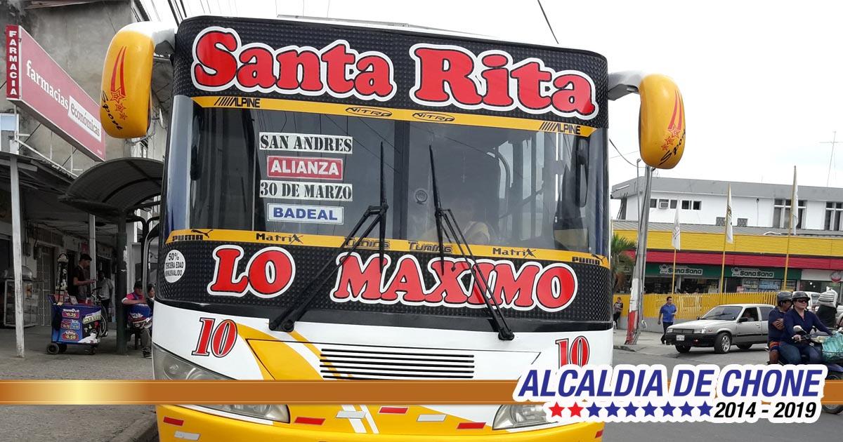 Buses urbanos reanudarán el recorrido por la calle Vargas Torres