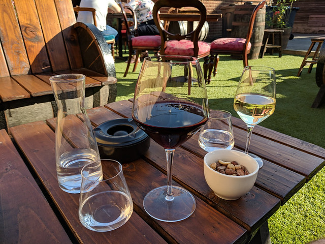 wine @ Bar Fifty-Six
