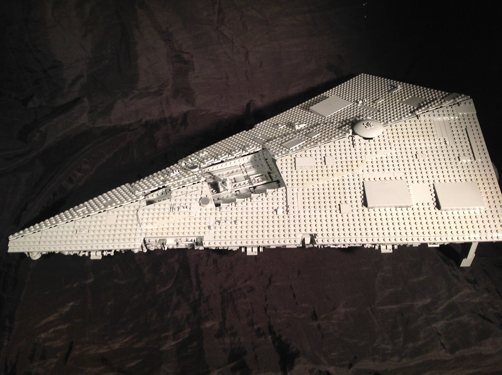 Lego UCS Star Destroyer Moc