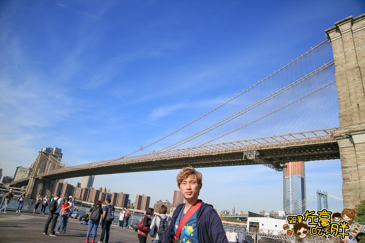 美國紐約-布魯克林大橋-18
