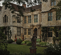 Treasurer's house