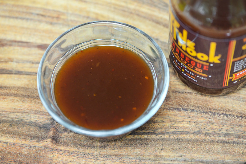 Off the Hook Barbeque Sauce
