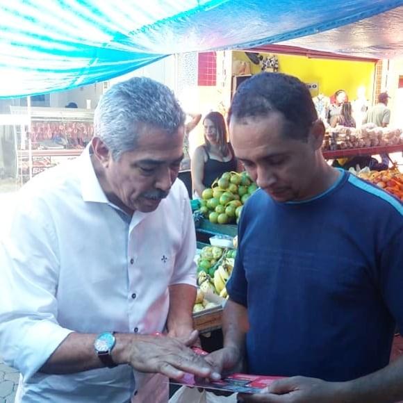 Visita ao Mercado Municipal