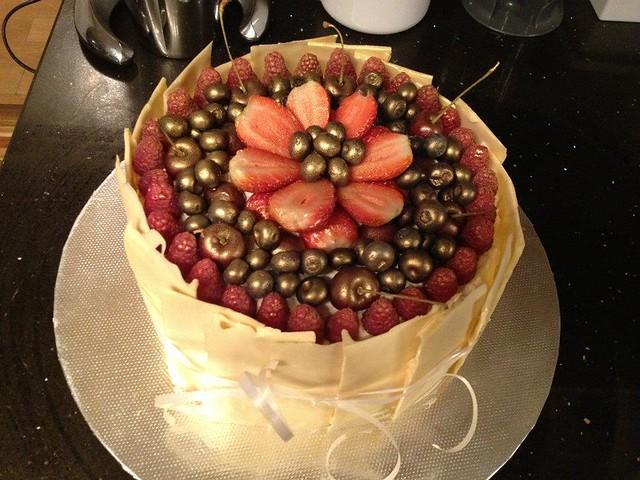 Cake by Le Four a Bois