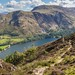 Buttermere from the path to Red Pike
