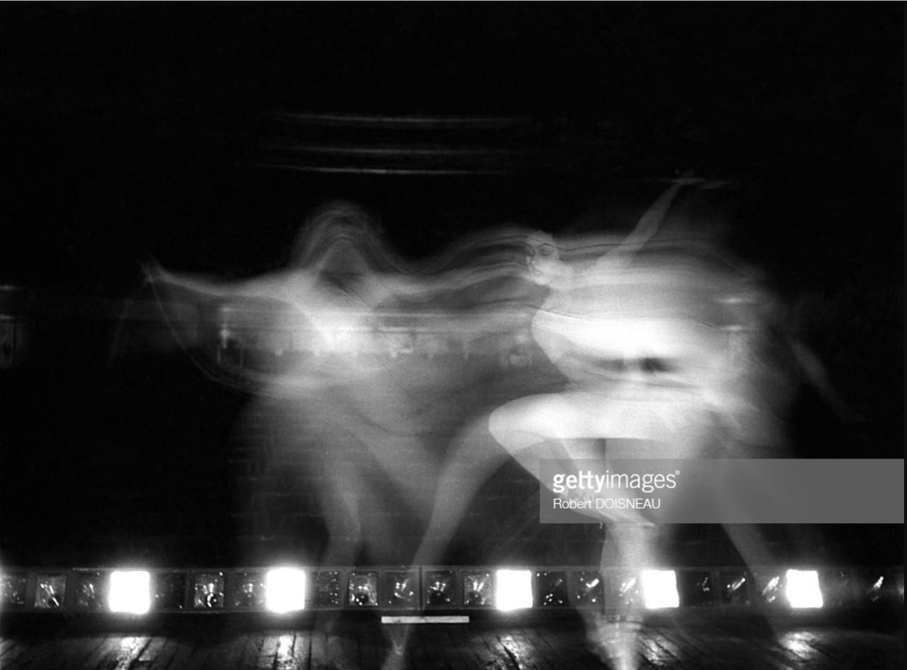 1950. Танцовщицы