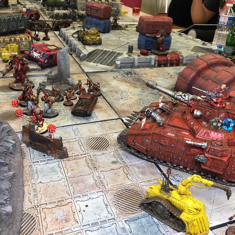 Medal of Colors Assault on Molech battle-110