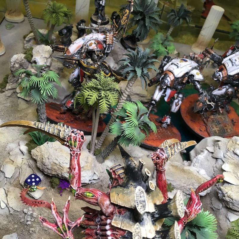 Medal of Colors Indomitus Crusade Battles-44