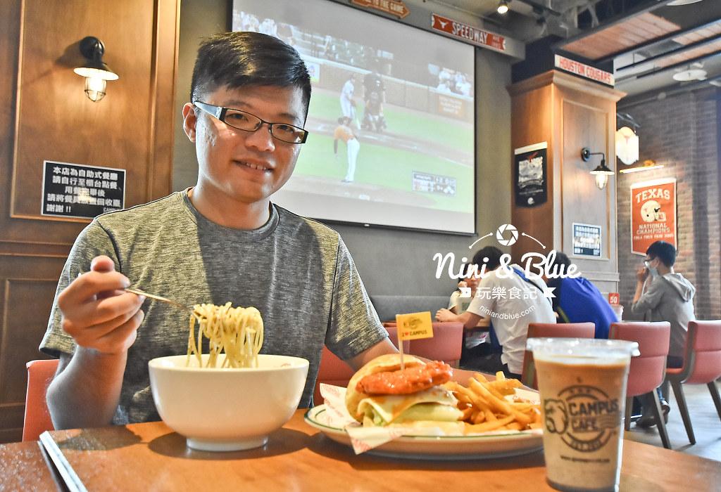 campus cafe 美式校園輕食 SOGO 14