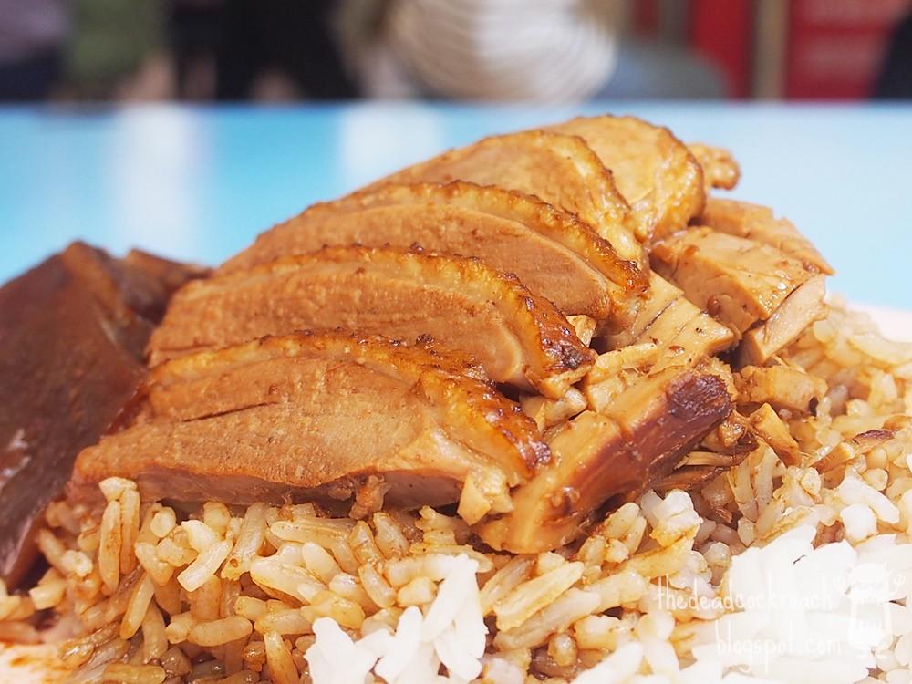 food review,food,review, golden mile, golden mile food centre, ah xiao teochew braised duck,braised duck,teochew duck,亞笑潮洲卤鸭, beach road, army market,