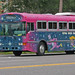 Astro Skate Bus, Parked, Front of Clearwater Beach Recreation Center by gg1electrice60
