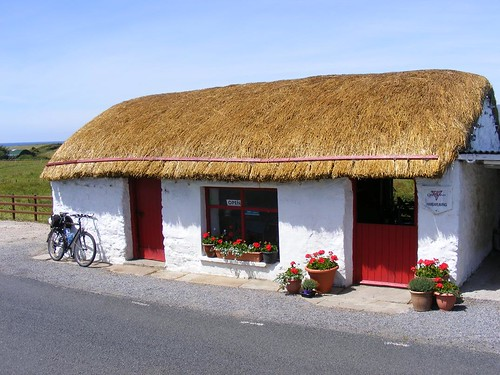 Thatched Cottage, St. John's Point