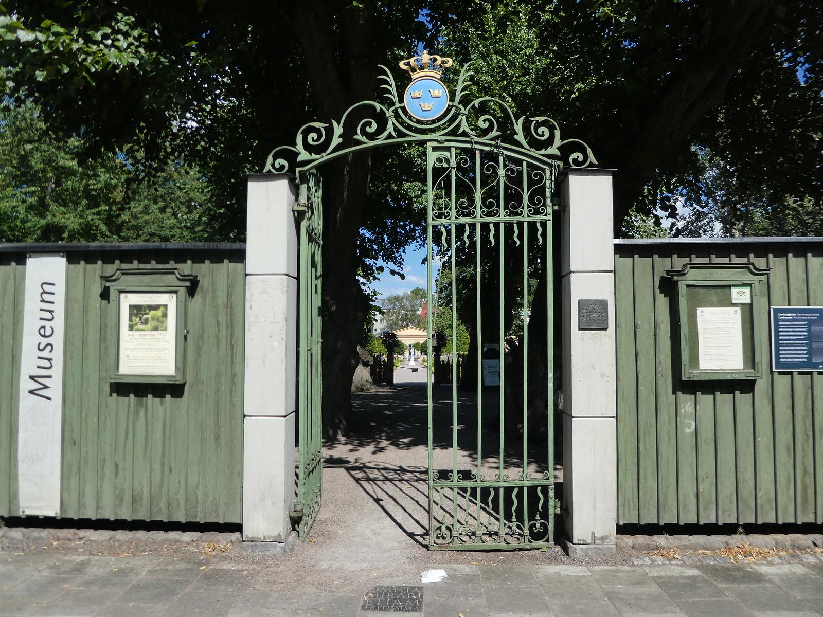 Linnaeus Garden, Uppsala