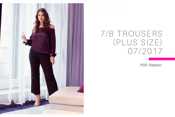 7:8 Trousers
