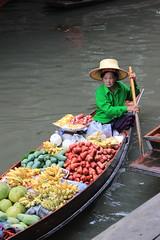 Thailand 2013 - 11.Tag, Kanachanaburi, Damnuan Saduak, Cha Am