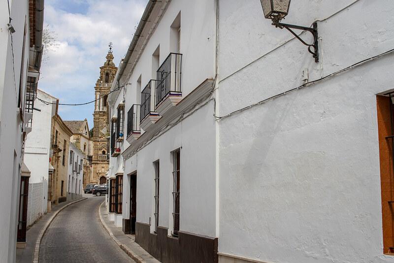 Pueblos del interior de Andalucia