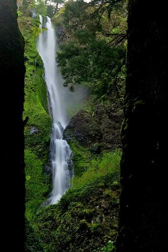 hiking karl landscape oregon travel water waterfall hoodriver usa