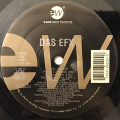 DAS EFX:REAL HIP HOP(LABEL SIDE-A)