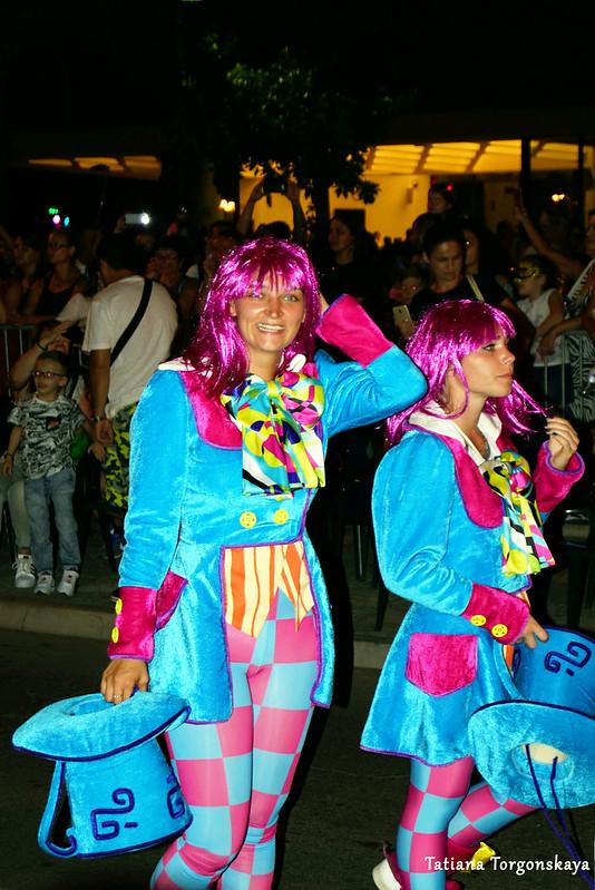 Карнавальная группа из Раковицы