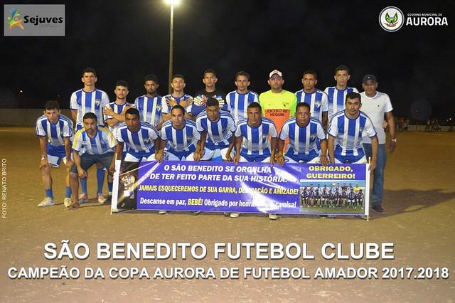 Final da Copa Aurora, edição 2017.2018