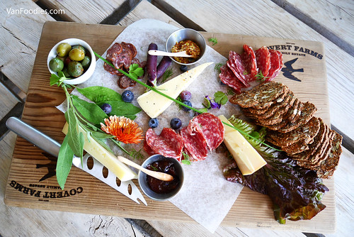 Covert Farms Family Estate Charcuterie Board