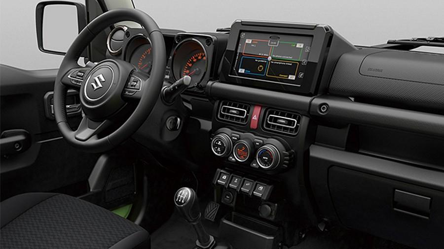 Suzuki Jimny II 2