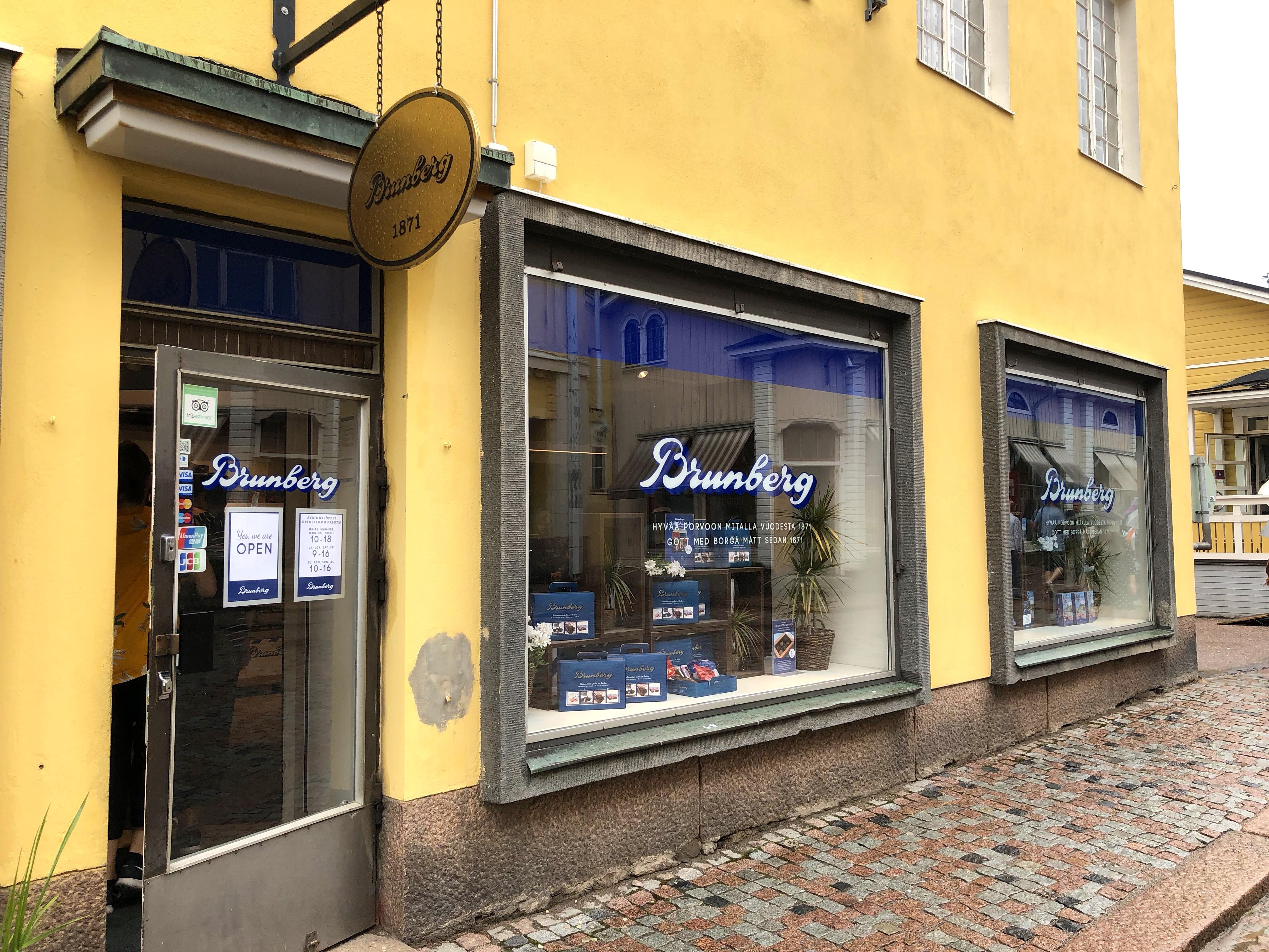Porvoo Finland 2018 45